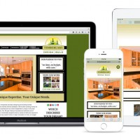 Timberlake Design|Build Website